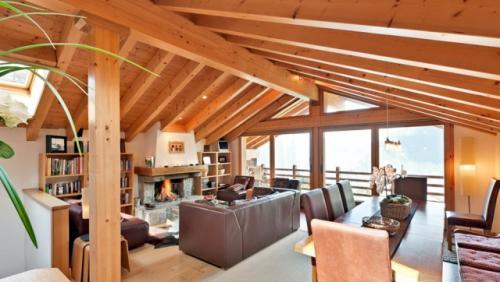 Chalet de luxe à louer Verbier, 330 m², 5 Chambres,