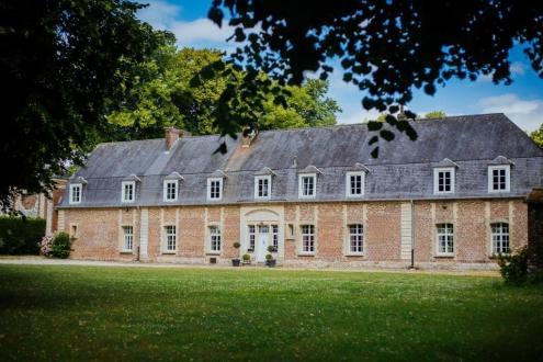 Château / Manoir de luxe à vendre CAMPAGNE LES HESDIN, 468 m², 7 Chambres, 1040000€