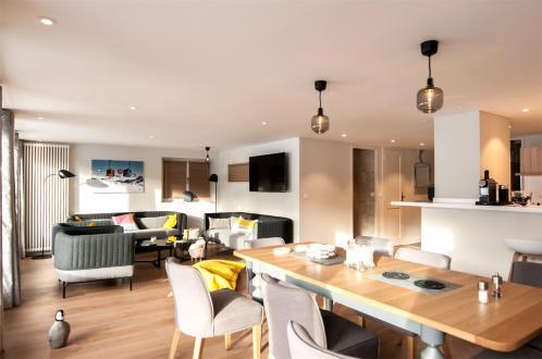 Appartamento di lusso in affito COURCHEVEL, 120 m², 4 Camere