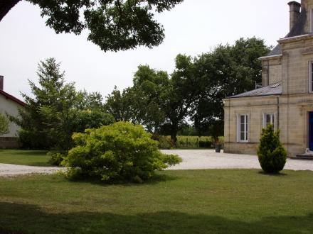 Propriété équestre et viticole de luxe à vendre BORDEAUX, 440 m²