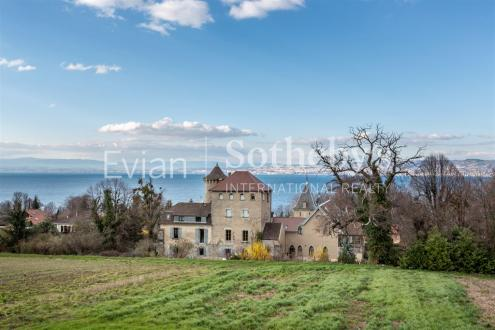 Luxury Castle for sale EVIAN LES BAINS, 280 m², 6 Bedrooms, € 1 340 000