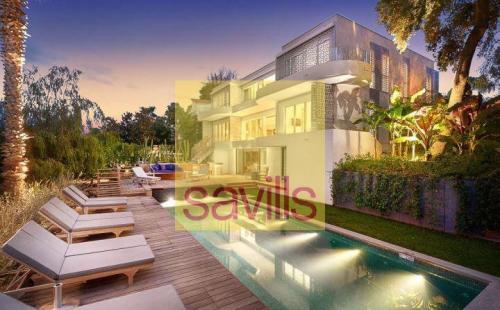 Luxe Huis te huur CAP D'ANTIBES, 300 m², 6 Slaapkamers
