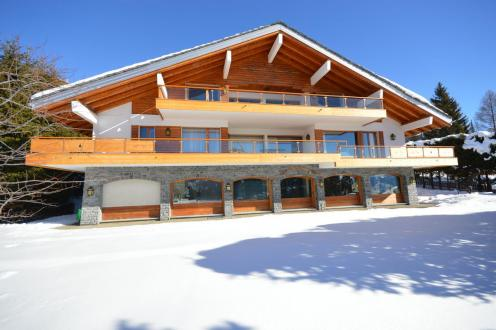 Chalet de luxe à vendre Crans-Montana, 817 m², 7 Chambres