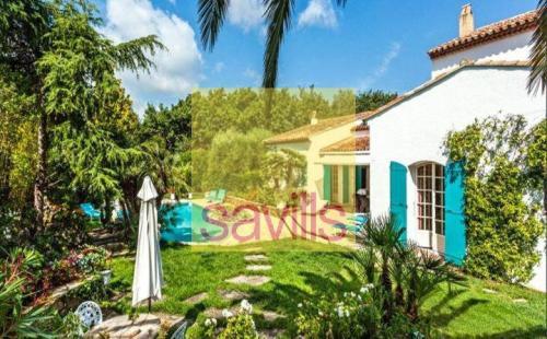 Maison de luxe à vendre SAINT TROPEZ, 250 m², 4 Chambres