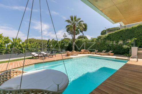 Luxury House for rent SAINT JEAN CAP FERRAT, 500 m², 5 Bedrooms