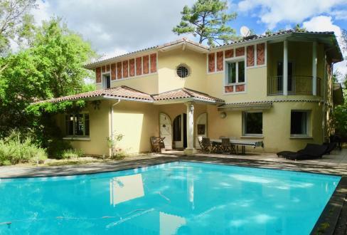 Villa de luxe à vendre HOSSEGOR, 200 m², 4 Chambres, 1575000€