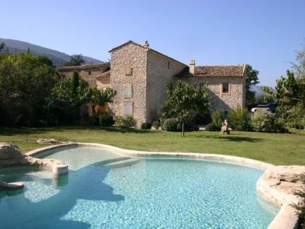 Luxury House for rent MENERBES, 300 m², 4 Bedrooms