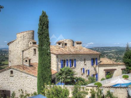 Luxus-Haus zu verkaufen DAUPHIN, 550 m², 10 Schlafzimmer, 1250000€
