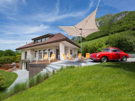 Luxury House for rent VEYRIER DU LAC, 250 m², 5 Bedrooms