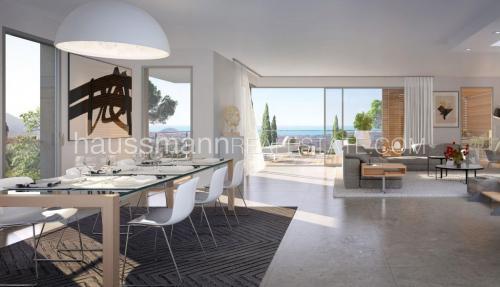 Appartement de luxe à louer NICE, 108 m², 3 Chambres