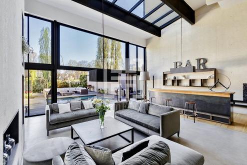 Propriété de luxe à vendre PARIS 16E, 756 m², 12500000€
