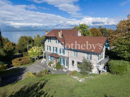 Luxury House for sale EVIAN LES BAINS, 400 m², 7 Bedrooms, € 1 950 000