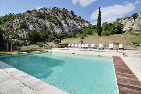 Luxury House for rent SAINT REMY DE PROVENCE, 400 m², 8 Bedrooms,