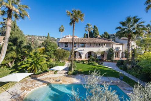 Luxus-Villa zu verkaufen CANNES, 400 m², 4 Schlafzimmer, 3620000€