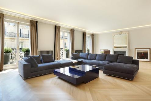 Luxus-Wohnung zu verkaufen PARIS 8E, 235 m², 3 Schlafzimmer