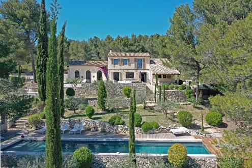Casa di lusso in affito LES BAUX DE PROVENCE, 300 m², 7 Camere,