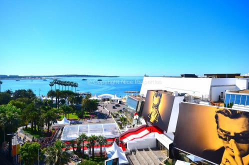 Luxury Apartment for sale CANNES, 157 m², 3 Bedrooms, € 8 500 000
