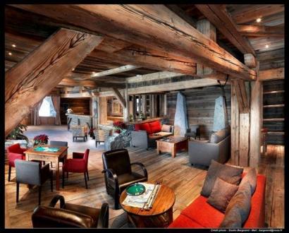 Maison de luxe à louer TIGNES, 40 m², 1 Chambres,