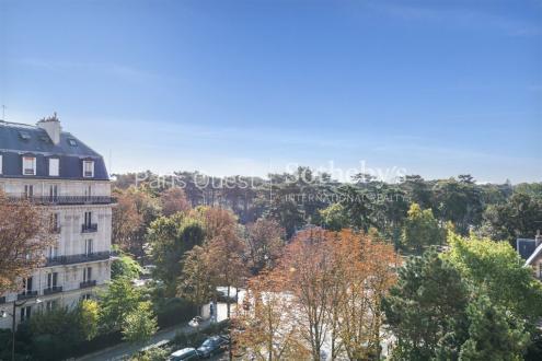 Appartement de luxe à vendre NEUILLY SUR SEINE, 256 m², 5 Chambres