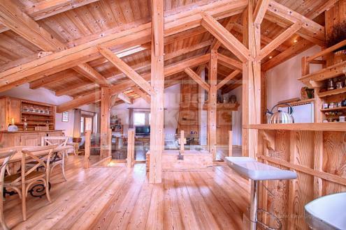 Chalet de luxe à vendre MEGEVE, 272 m², 4 Chambres, 3200000€