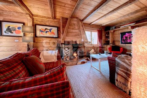 Luxury Apartment for sale MEGEVE, 107 m², 3 Bedrooms, € 1 350 000
