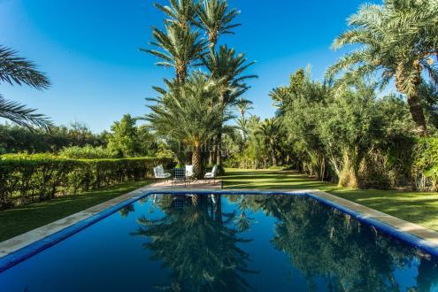 Villa de luxe à vendre MARRAKECH, 240 m², 5 Chambres, 750000€