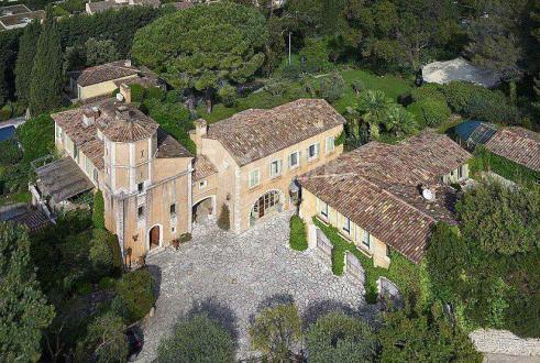 Château / Manoir de luxe à vendre LA COLLE SUR LOUP, 1200 m², 12 Chambres, 8300000€