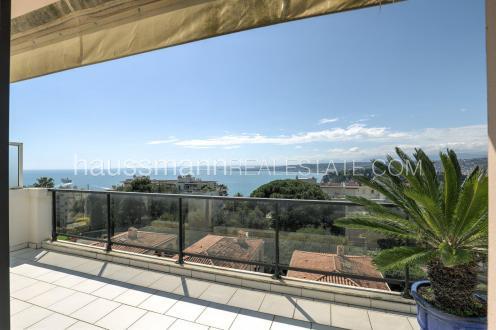 Luxus-Wohnung zu verkaufen Nizza, 90 m², 2 Schlafzimmer, 1380000€