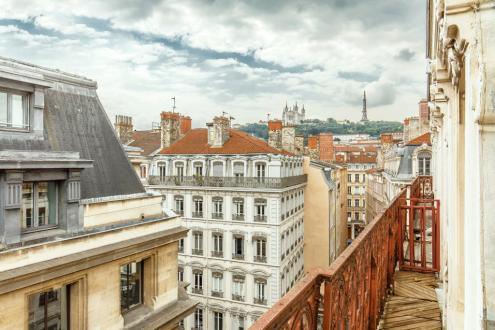 Appartement de luxe à vendre LYON, 104 m², 2 Chambres