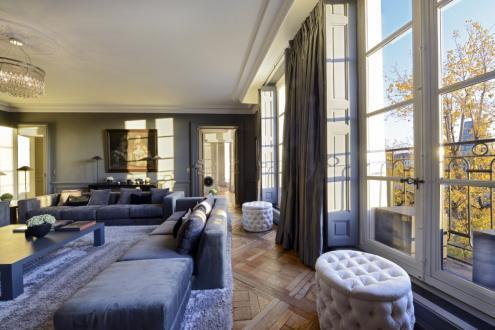 Appartement de luxe à vendre PARIS 4E, 200 m², 3 Chambres