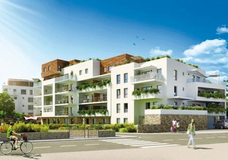 Appartement neuf de luxe à louer MARSEILLE