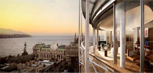 Appartement de luxe à vendre Monaco, 597 m², 4 Chambres