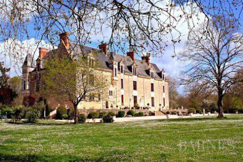 Château / Manoir de luxe à vendre LEGE, 800 m², 22 Chambres, 3710000€