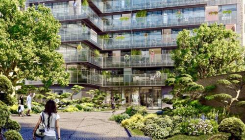 Appartement de luxe à vendre PARIS 14E, 107 m², 3 Chambres