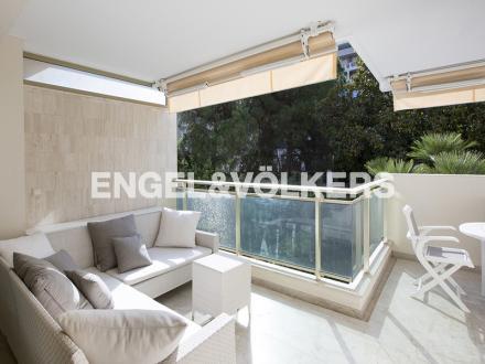 Luxus-Wohnung zu verkaufen CANNES, 73 m², 2 Schlafzimmer, 895000€