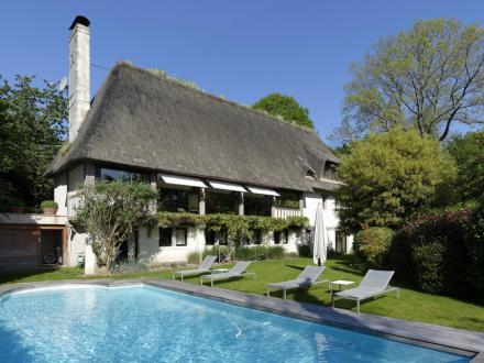Maison de luxe à vendre DEAUVILLE, 300 m², 4 Chambres