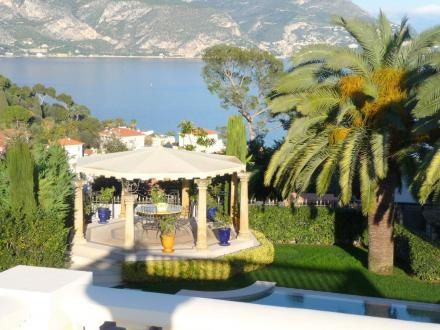 Luxury House for rent SAINT JEAN CAP FERRAT, 437 m², 6 Bedrooms
