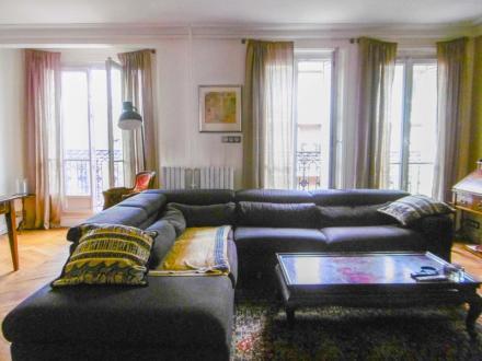 Appartamento di lusso in affito PARIS 16E, 74 m², 1 Camere