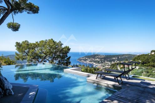 Luxus-Haus zu vermieten VILLEFRANCHE SUR MER, 280 m², 5 Schlafzimmer,