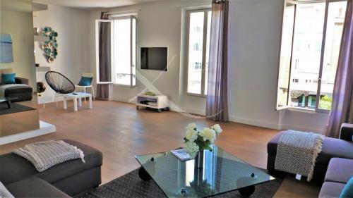 Appartement de luxe à vendre CANNES, 150 m², 3 Chambres, 1490000€