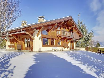 Luxury Chalet for sale MEGEVE, 326 m², 3 Bedrooms, € 2 625 000