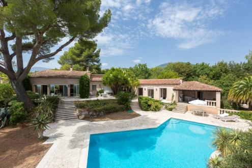 Luxe Domein  te koop VALBONNE, 650 m², 10 Slaapkamers, 4500000€