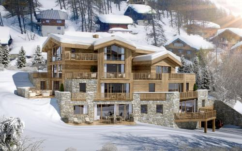 Luxury Apartment for sale VAL D'ISERE, 148 m², 4 Bedrooms, €1930000