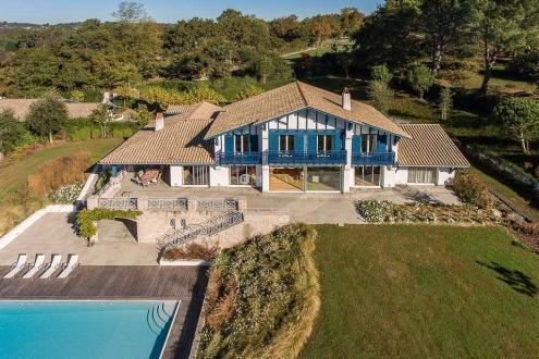Luxe Huis te huur ARCANGUES, 400 m², 6 Slaapkamers