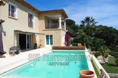 Villa de luxe à vendre PLAN DE LA TOUR, 250 m², 5 Chambres, 1790000€