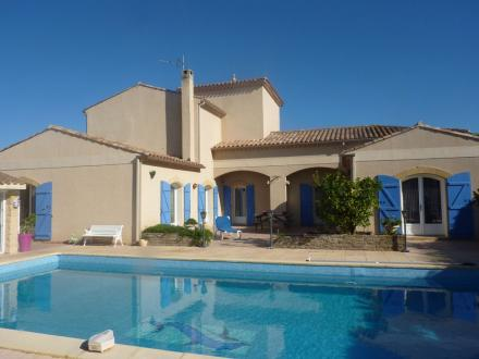 Luxury House for sale BEZIERS, 182 m², 4 Bedrooms
