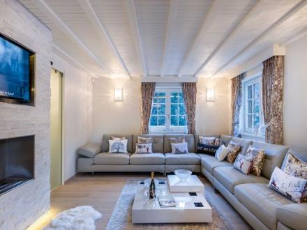 Шале класса люкс в аренду Куршевель, 293 м², 4 Спальни,