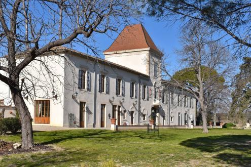 Luxus-Schloss / Herrenhaus zu verkaufen BEZIERS, 736 m², 9 Schlafzimmer