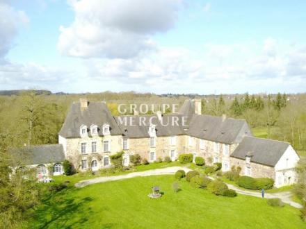 Château / Manoir de luxe à vendre RENNES, 1200 m², 10 Chambres