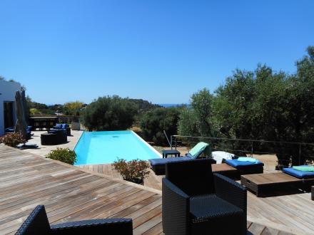 Luxe Domein  te koop CORBARA, 275 m², 4 Slaapkamers